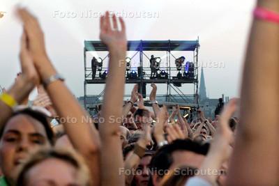 AD/HC - DEN HAAG BEATSTAD - sfeer - DEN HAAG 3 SEPTEMBER 2005 - FOTO NICO SCHOUTEN