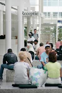 HET ATRIUM - Centrum van de Stad - DEN HAAG 2 SEPTEMBER 2005 - FOTO NICO SCHOUTEN