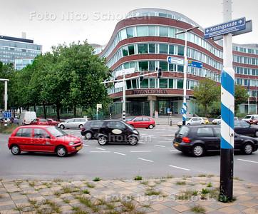 AD/HC - kruispunt Koningskade/Zuid-Hollandlaan - DEN HAAG 12 AUGUSTUS 2006 - FOTO NICO SCHOUTEN
