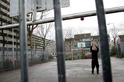 AD/HC  - SPORTKOOI BAKKERSTRAAT - DEN HAAG13 DECEMBER 2006 - FOTO NICO SCHOUTEN