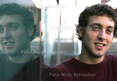 AD/HC - Quick-voetballer Joost van Gelder - DEN HAAG 15 NOVEMBER 2006 - FOTO NICO SCHOUTEN