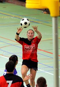 AD/HC - KORFBAL, KVS-RODENBURG - DEN HAAG 9 DECEMBER 2006 - FOTO NICO SCHOUTEN