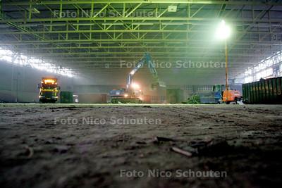 AD/HC - SLOOP STATENHAL - DEN HAAG 5 JANUARI 2005 - FOTO NICO SCHOUTEN