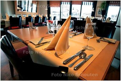 AD/HC - Restaurant Ciao & Mie in Movenpick hotel - VOORBURG 23 JANUARI 2006 - FOTO NICO SCHOUTEN