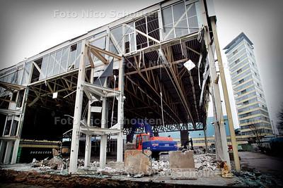 SLOOP STATENHAL - DEN HAAG 12 JANUARI 2005 - FOTO NICO SCHOUTEN