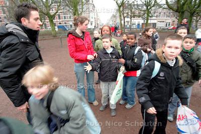 kinderen schoolbrand