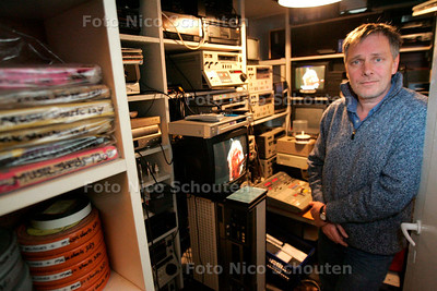 AD/HC - FENNO WERKMAN  - VOORBURG 4 JANUARI 2006 - FOTO NICO SCHOUTEN