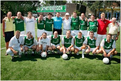 AD/HC - kampioenselftal Scheveningen 1996 - DEN HAAG 1 JULI 2006 - FOTO NICO SCHOUTEN