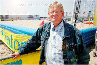 AD/HC - Brunotti Beachsport stadion, Wim Noordzij - SCHEVENINGEN 30 JUNI 2006 - FOTO NICO SCHOUTEN