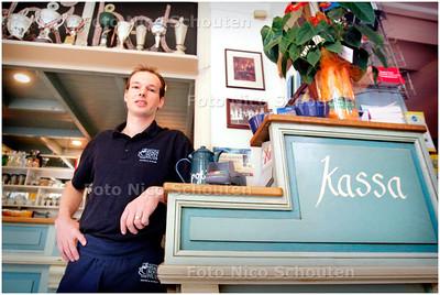 AD/HC - leermeester van het jaar Ferry van Winden - DELFT 27 JUNI 2006 - FOTO NICO SCHOUTEN