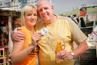 AD/HC - NACHT VAN DE FOOI, HENK BRES - SCHEVENINGEN 24 JUNI 2006 - FOTO NICO SCHOUTEN
