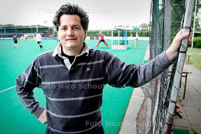AD/HC - HGC-trainer Paul van Ass - WASSENAAR 22 JUNI 2006 - FOTO NICO SCHOUTEN