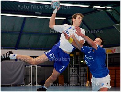 AD/HC - (beker kwartfinale) Hellas tegen VenL, handbal - DEN HAAG 9 MAART 2006 - FOTO NICO SCHOUTEN