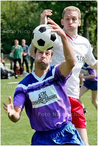 AD/HC - korfbalwedstrijd Futura-WION - DEN HAAG 14 MEI 2006 - FOTO NICO SCHOUTEN
