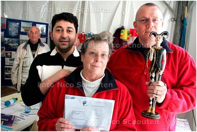 AD/HC - Winnaars Escampcompliment - DEN HAAG 20 MEI 2006 - FOTO NICO SCHOUTEN
