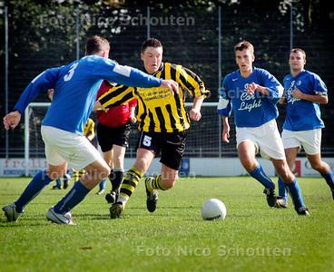 AD/HC - voetbalderby Loosduinen-RAS - DEN HAAG 30 SEPTEMBER 2006 - FOTO NICO SCHOUTEN