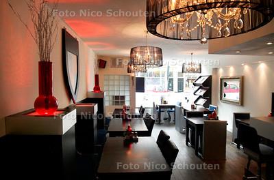 """AD/HC - RESTAURANT """"BIJ DE PRINS"""" - DEN HAAG 18 SEPTEMBER 2006 - FOTO NICO SCHOUTEN"""