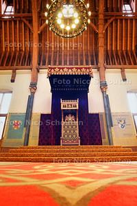 AD/HC - DE RIDDERZAAL NA RENOVATIE, TROON -  DEN HAAG 6 SEPTEMBER 2006 - FOTO NICO SCHOUTEN