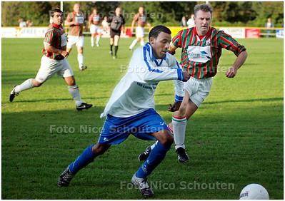 AD/HC - DSO tegen DWO - ZOETERMEER 28 AUGUSTUS 2007 - FOTO NICO SCHOUTEN