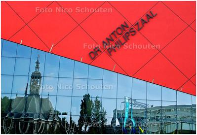 AD/HC - DR ANTON PHILIPSZAAL ROOD - DEN HAAG 30 AUGUSTUS 2007 - FOTO NICO SCHOUTEN