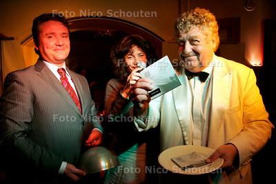 AD/HC - FEEST JRE-Culi-Fair IN SAVARIN - bij verhaal Gijbert Spierenburg - RIJSWIJK 5 FEBRUARI 2007 - FOTO NICO SCHOUTEN