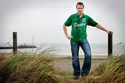 AD/HC - Scheveningen-voetballer Rene Roeleveld - DEN HAAG 16 JANUARI 2007 - FOTO NICO SCHOUTEN