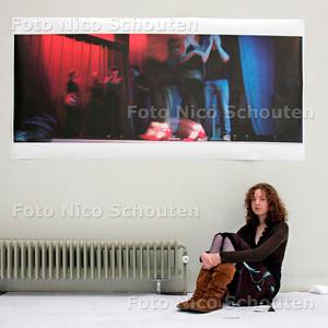 AD/HC - EXPOSITIE KUNSTACADEMIE - NR 2 VAN SERIE - DEN HAAG 13 JANUARI 2007 - FOTO NICO SCHOUTEN