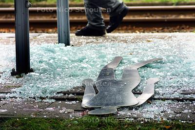DEN HAAG 9 JULI 2004 - SCOOTER ACHTERVOLGING MET DODELIJKE AFLOOP, LEYWEG - FOTO NICO SCHOUTEN