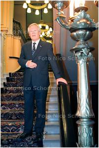 AD/HC - de heer Henk Grootveld, voorzitter van Societeit De Witte, Des Indes-Interview - DEN HAAG 26 JUNI 2007 - FOTO NICO SCHOUTEN