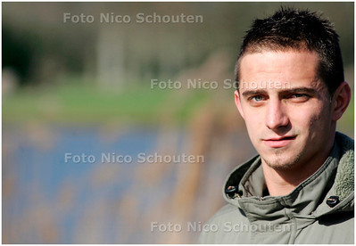 AD/HC - FERRY BODDE, VOETBALLER ADO DEN HAAG - DEN HAAG 1 MAART 2007 - FOTO NICO SCHOUTEN