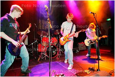 AD/HC - VOORRONDES KUNSTBENDE; PAARD VAN TROJE - HET BANDJE CUT HERE - DEN HAAG 3 MAART 2007 - FOTO NICO SCHOUTEN