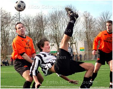 AD/HC - DIE HAGHE tegen SMIDSHOEK - DEN HAAG 3 MAART 2007 - FOTO NICO SCHOUTEN