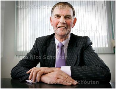 AD/HC - wethouder Nico Alkemade; wethouder van ruimtelijke ordening en verkeer van Wassenaar - DEN HAAG 2 MAART 2007 - FOTO NICO SCHOUTEN