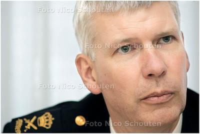 AD/HC - nieuwe korpschef politie haaglanden HENK VAN ESSEN - DEN HAAG 1 MAART 2007 - FOTO NICO SCHOUTEN