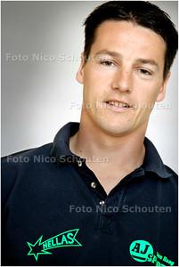 AD/HC - jeroen sebel, handballer van hellas - DEN HAAG 3 MEI 2007 - FOTO NICO SCHOUTEN