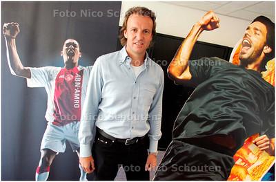 AD/HC - voetballer / spelersmakelaar Rodger Linse - DEN HAAG 14 MEI 2007 - FOTO NICO SCHOUTEN