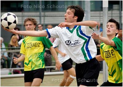 AD/HC - Korfbal HKV/Ons Eibernest - DEN HAAG 13 MEI 2007 - FOTO NICO SCHOUTEN