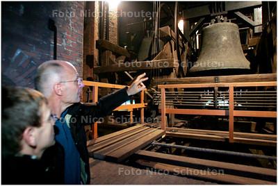 AD/HC - Dag van de Haagse Geschiedenis - Rondleiding op de Haagse toren - DEN HAAG 2 NOVEMBER 2007 - FOTO NICO SCHOUTEN