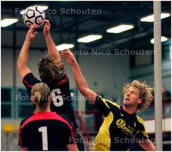 AD/HC - korfbalwedstrijd Die Haghe-KVS (Haagse Korfbaldagen) - DEN HAAG 7 NOVEMBER 2007 - FOTO NICO SCHOUTEN