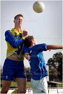 AD/HC - voetbalwedstrijd Berkel - Rohda'76 - BERKEL EN RODENRIJS 6 OKTOBER 2007 - FOTO NICO SCHOUTEN