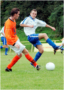 AD/HC - voetbal: DWO-Soccer Boys - 8 SEPTEMBER 21007 - FOTO NICO SCHOUTEN
