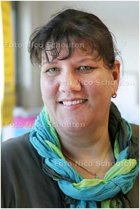 AD/HC - lerares Esther Hakkoer van basisschool De Kleine Keizer - DEN HAAG 8 APRIL 2008 - FOTO NICO SCHOUTEN