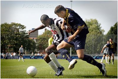 AD/HC - finale Harry de Hartog Serie tussen Haaglandia en Tonegido - DEN HAAG16 AUGUSTUS 2008 - FOTO NICO SCHOUTEN