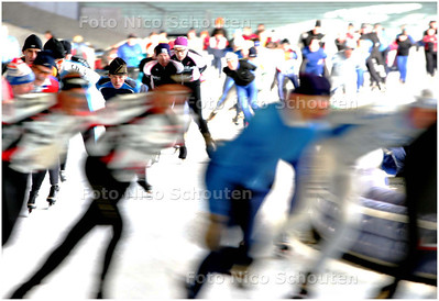 AD/HC - jubileumfeest van 30 jaar honderd ronden op de Uithof - DEN HAAG 13 DECEMBER 2008 - FOTO NICO SCHOUTEN