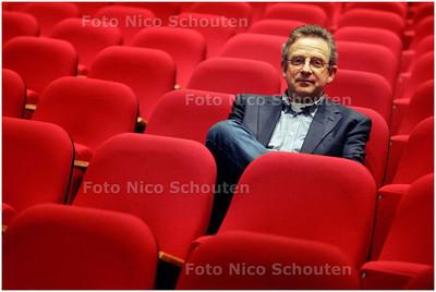 AD/HC - Ruud Kuper, de nieuwe directeur van de Rijswijkse Schouwburg - RIJSWIJK 12 DECEMBER 2008 - FOTO NICO SCHOUTEN