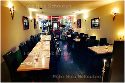 AD/HC - Restaurant La Vie voor Pollepel - DELFT 16 DECEMBER 2008 - FOTO NICO SCHOUTEN