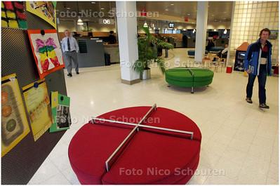 AD/HC - Zoetermeer investeert miljoenenin betere dienstverlening zowel in publiekshal als via internet - ZOETERMEER 19 FEBRUARI 2008 - FOTO NICO SCHOUTEN