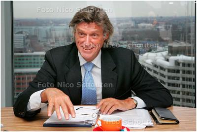 AD/HC - Rene Klawer, nieuwe voorzitter van VNW NCW West - DEN HAAG 17 JANUARI 2008 - FOTO NICO SCHOUTEN