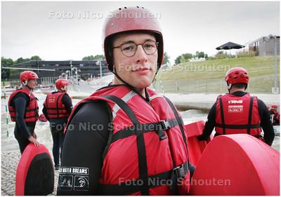 AD/HC - Oefening Nationale Reserves, Dutch Water Dreams, haagse militair - ZOETERMEER 5 JULI 2008 - FOTO NICO SCHOUTEN