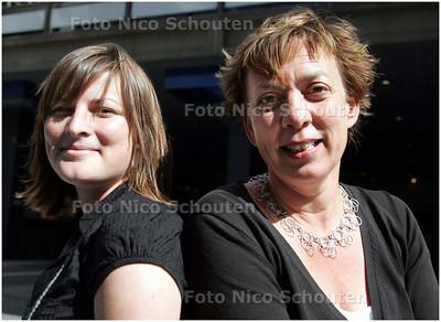 AD/HC - Moeder en dochter van Bijnen verlaten allebei de Zoetermeerse gemeenteraad - DEN HAAG 10 JUNI 2008 - FOTO NICO SCHOUTEN